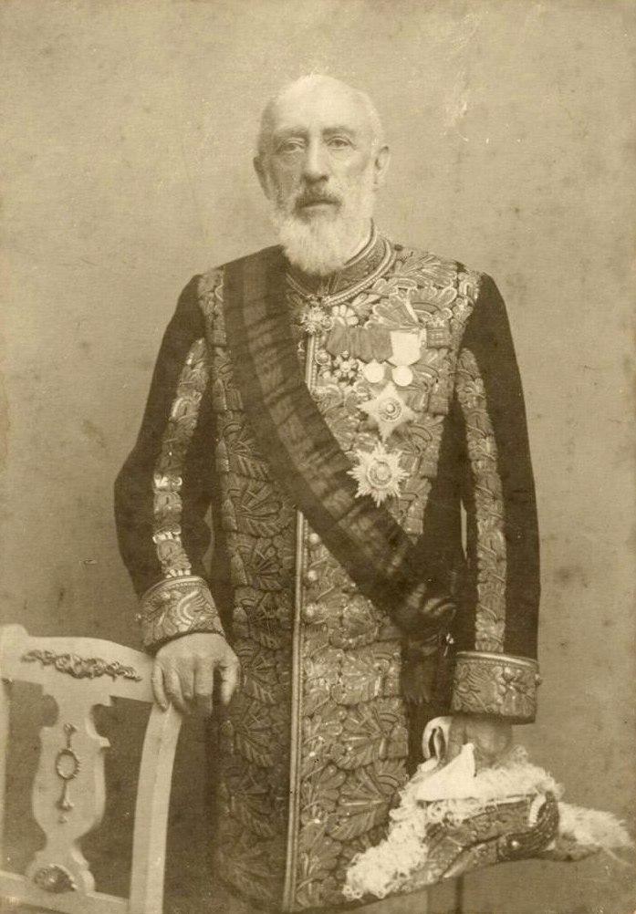 Юрий Степанович Нечаев-Мальцов (1834 - 1913) 01