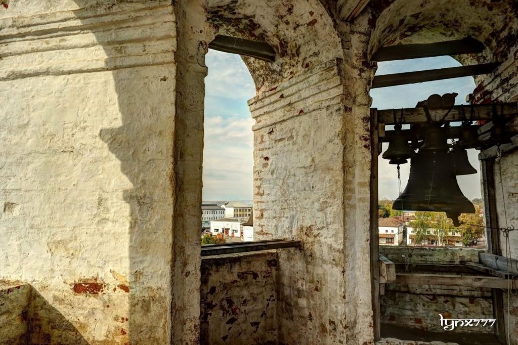 Юрьев-Польский. Вид с колокольни 02