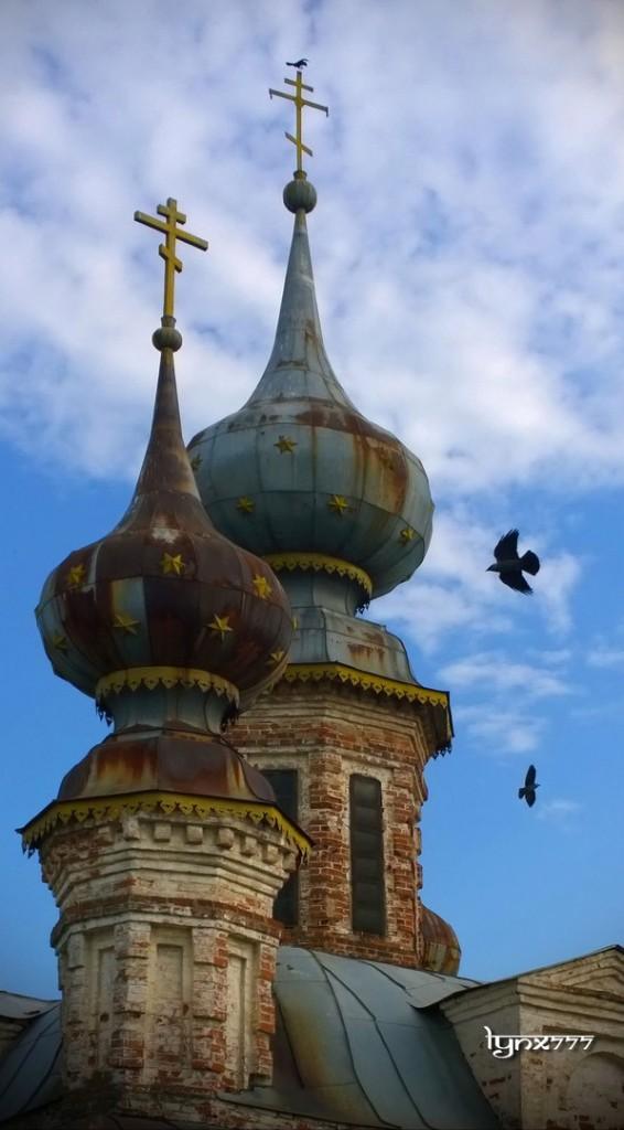 Юрьев-Польский. Вид с колокольни 03