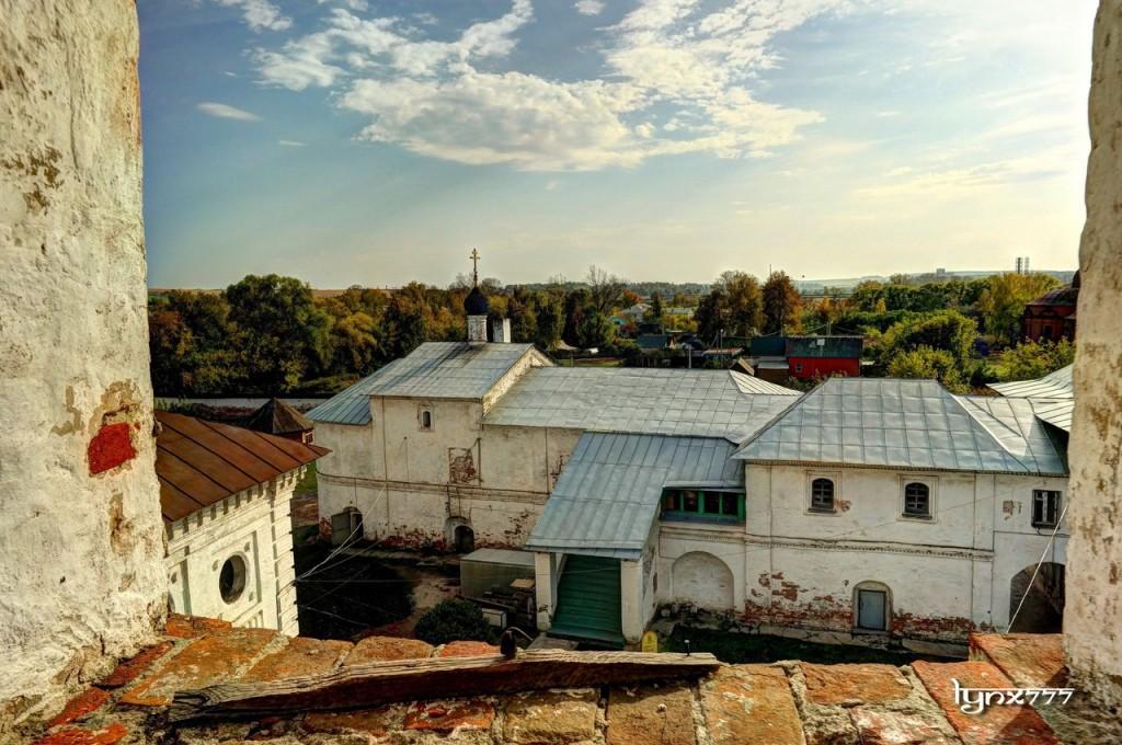 Юрьев-Польский. Вид с колокольни 04