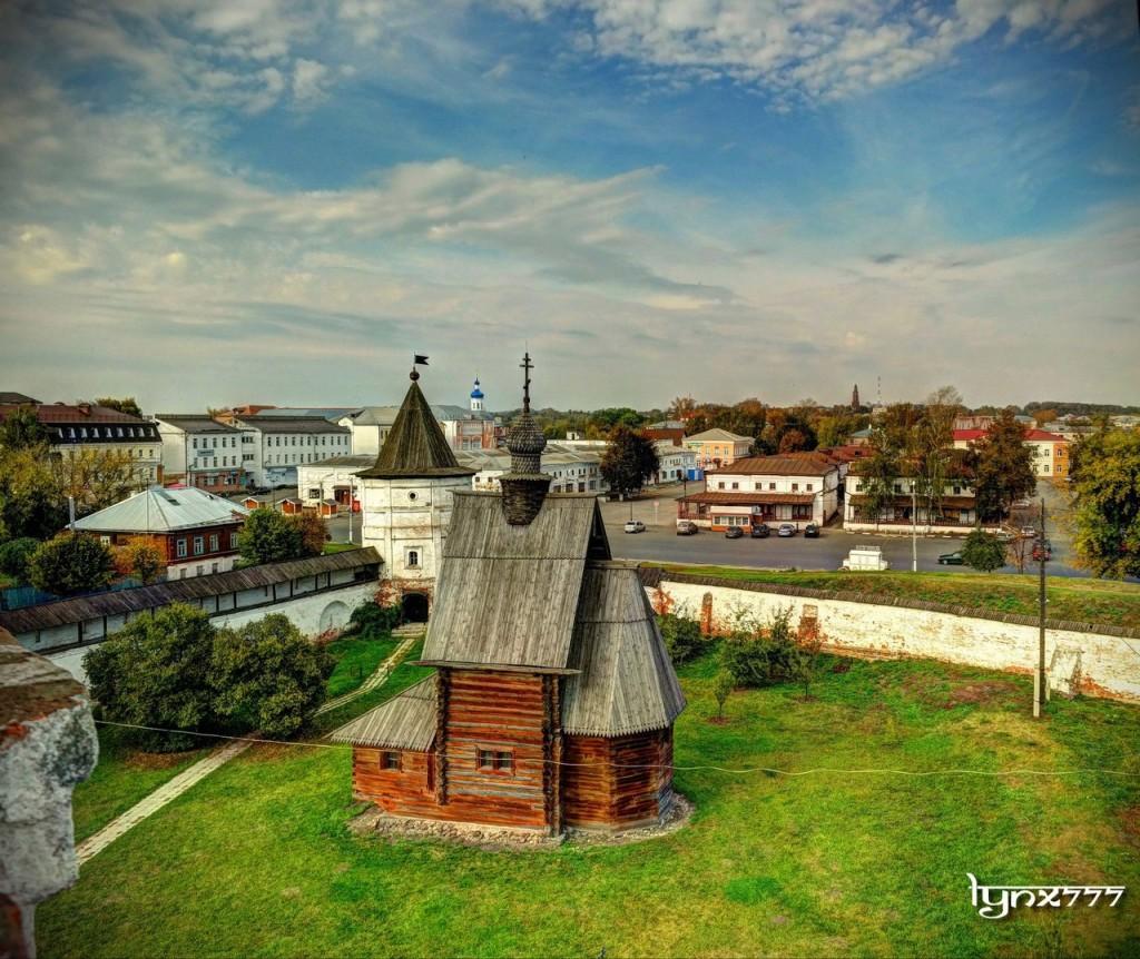 Юрьев-Польский. Вид с колокольни 05