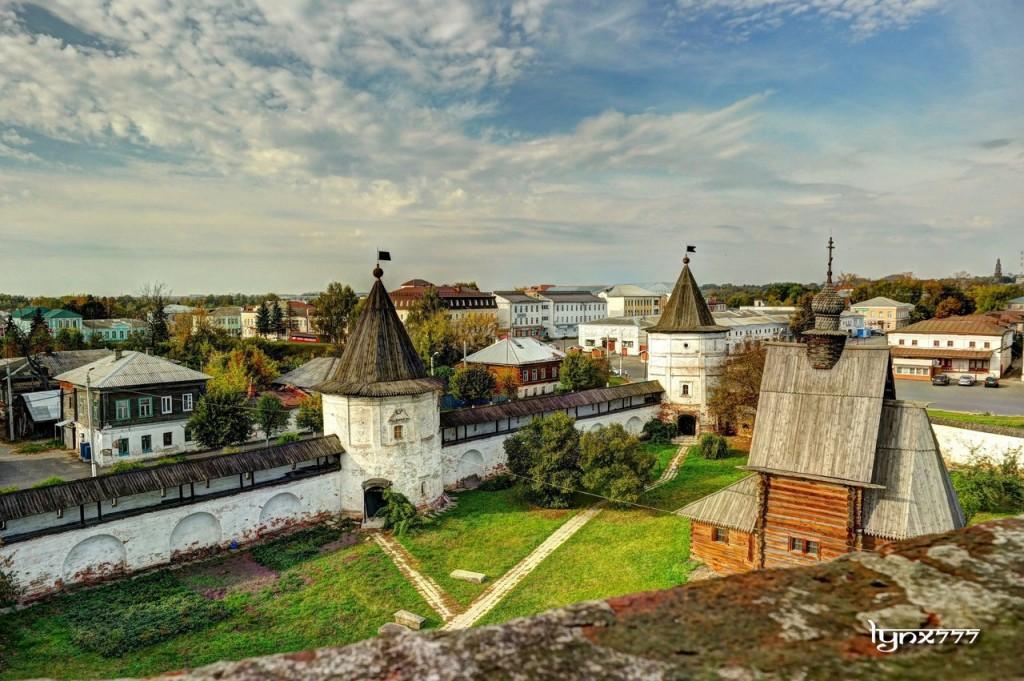 Юрьев-Польский. Вид с колокольни 06