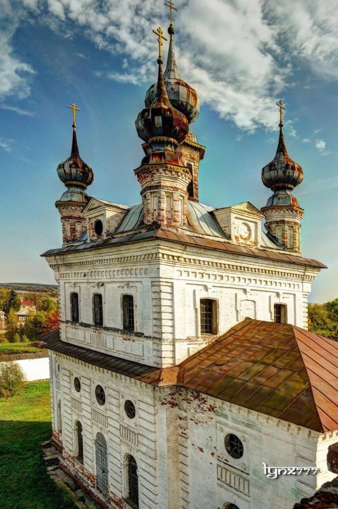 Юрьев-Польский. Вид с колокольни 08
