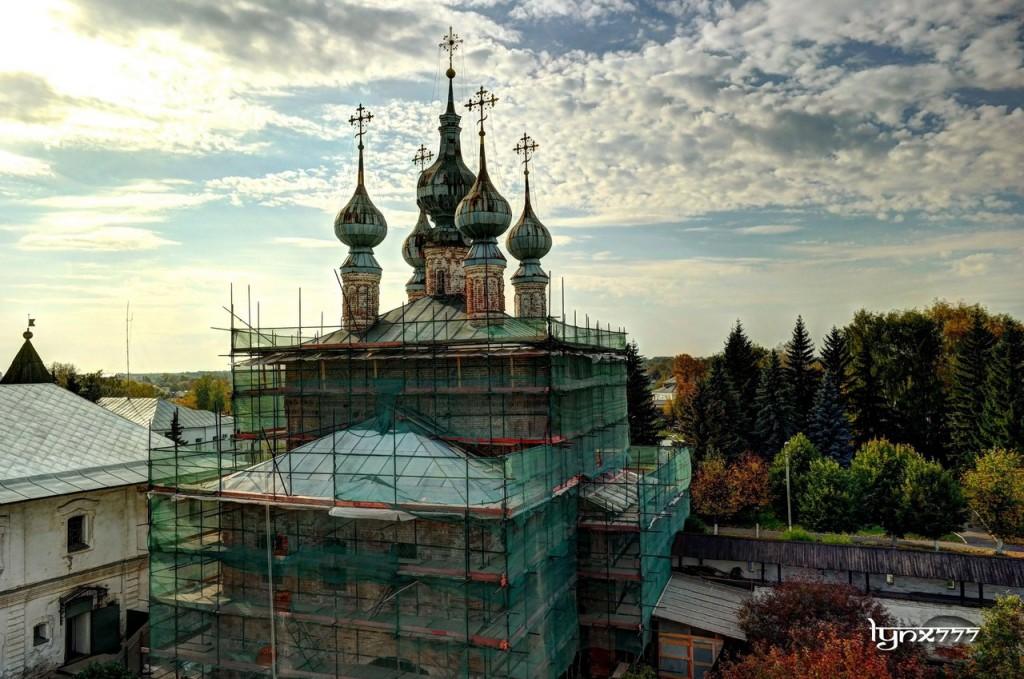 Юрьев-Польский. Вид с колокольни 09