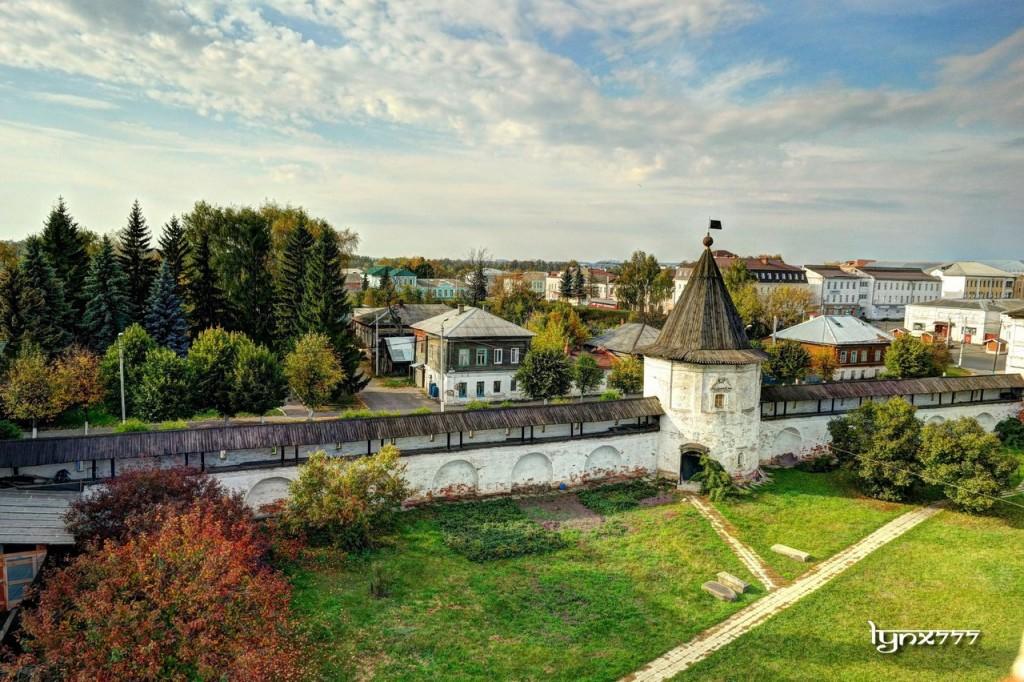 Юрьев-Польский. Вид с колокольни 10