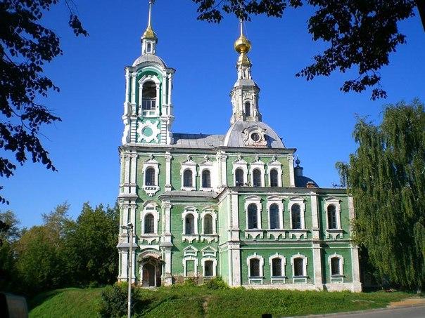 12 июня 1929 г. Никитская церковь во Владимире была спасена от закрытия