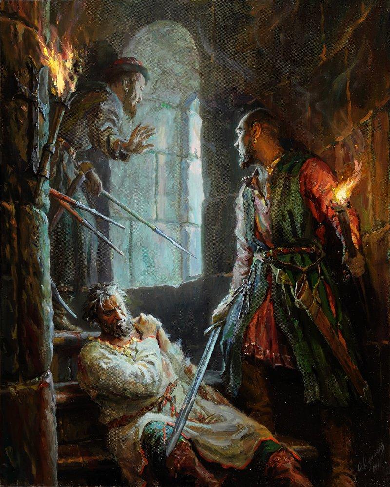 29 июня 1174 г. – убийство Андрея Боголюбского 01