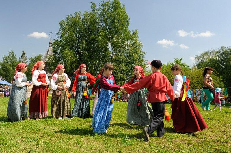 31-й праздник народных ремесел на Троицу 02