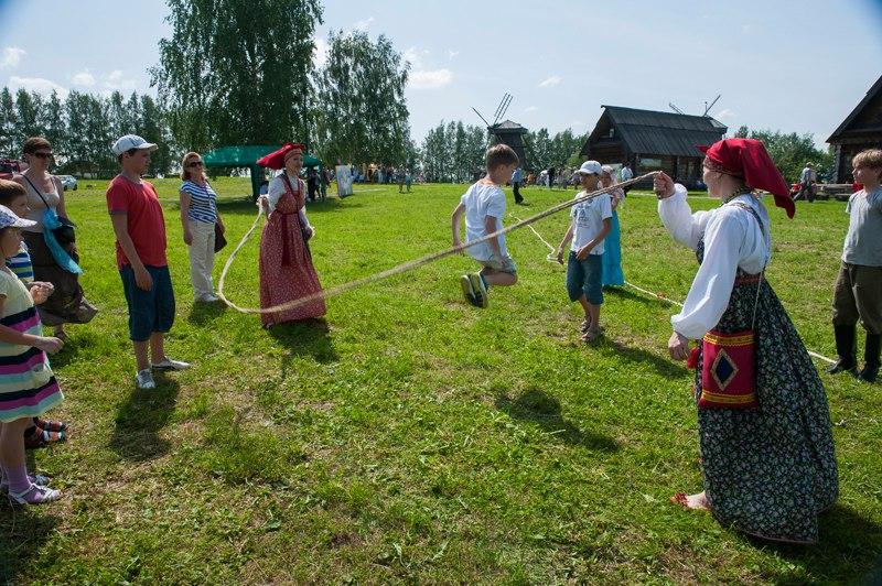 31-й праздник народных ремесел на Троицу 05