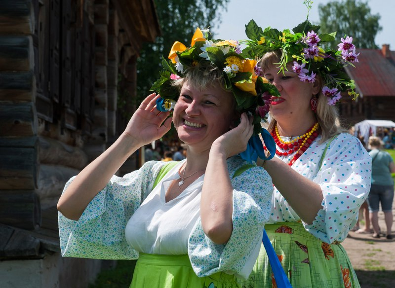 31-й праздник народных ремесел на Троицу 06