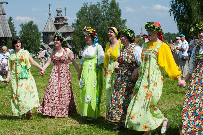 31-й праздник народных ремесел на Троицу 08