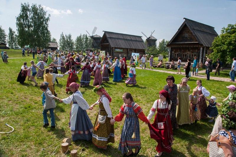 31-й праздник народных ремесел на Троицу 09