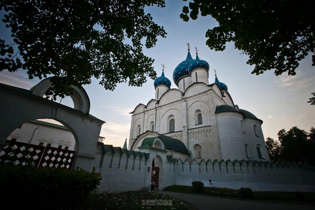 Вечера в Суздале с Владимиром Чучадеевым 04