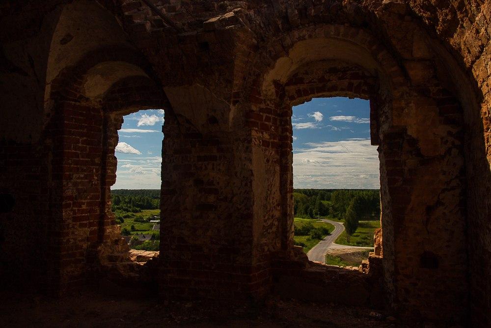 Вознесенская церковь в селе Пантелеево 02