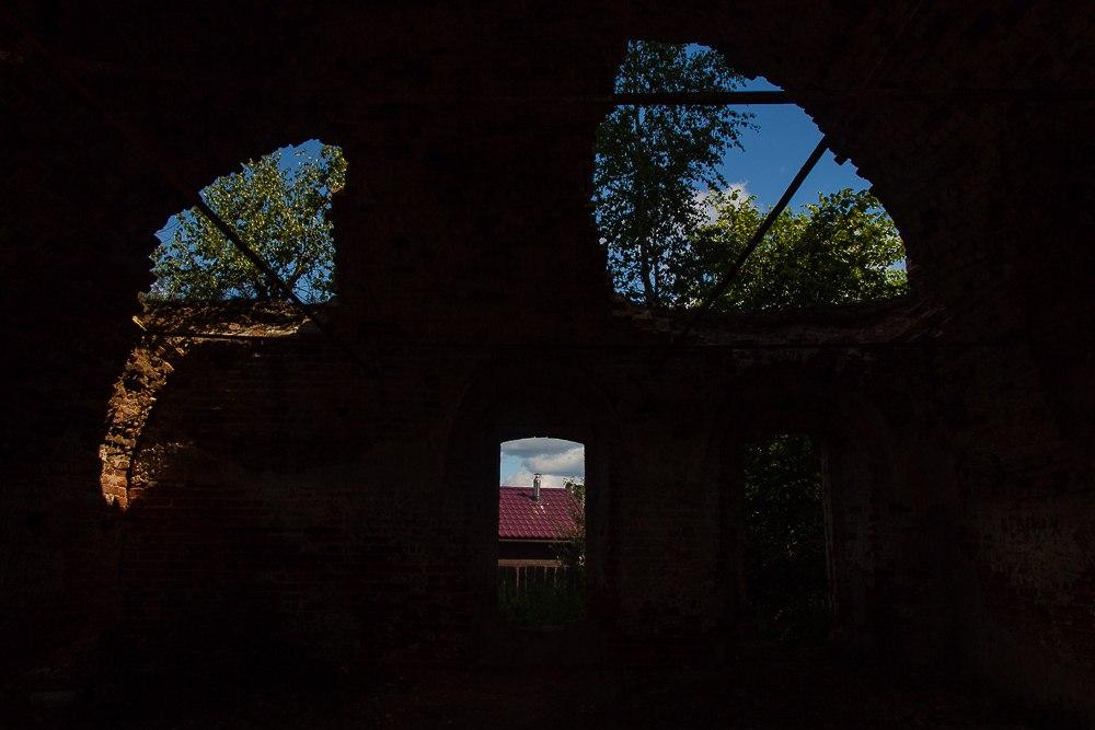 Вознесенская церковь в селе Пантелеево 04
