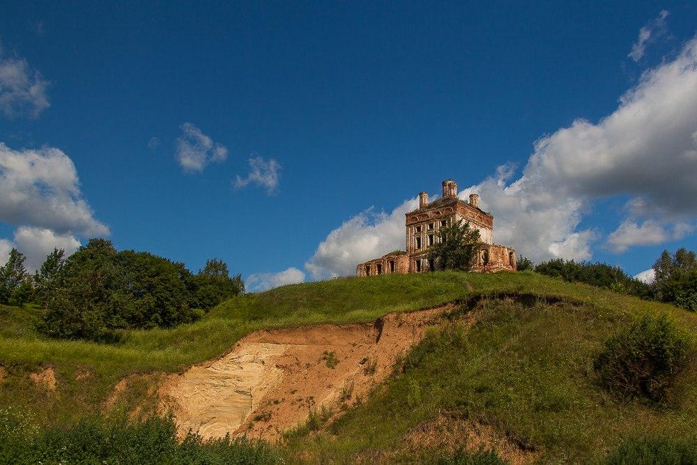Вознесенская церковь в селе Пантелеево 08