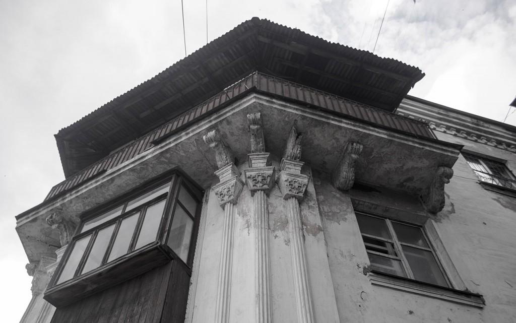 Детали владимирских зданий 03