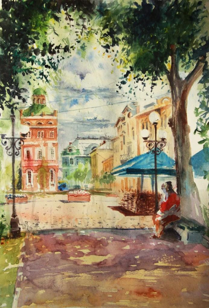 Картины Мурома Марии Майстровой 02