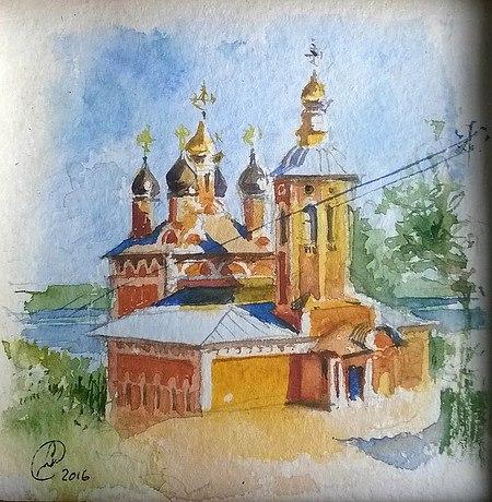 Картины Мурома Марии Майстровой 04