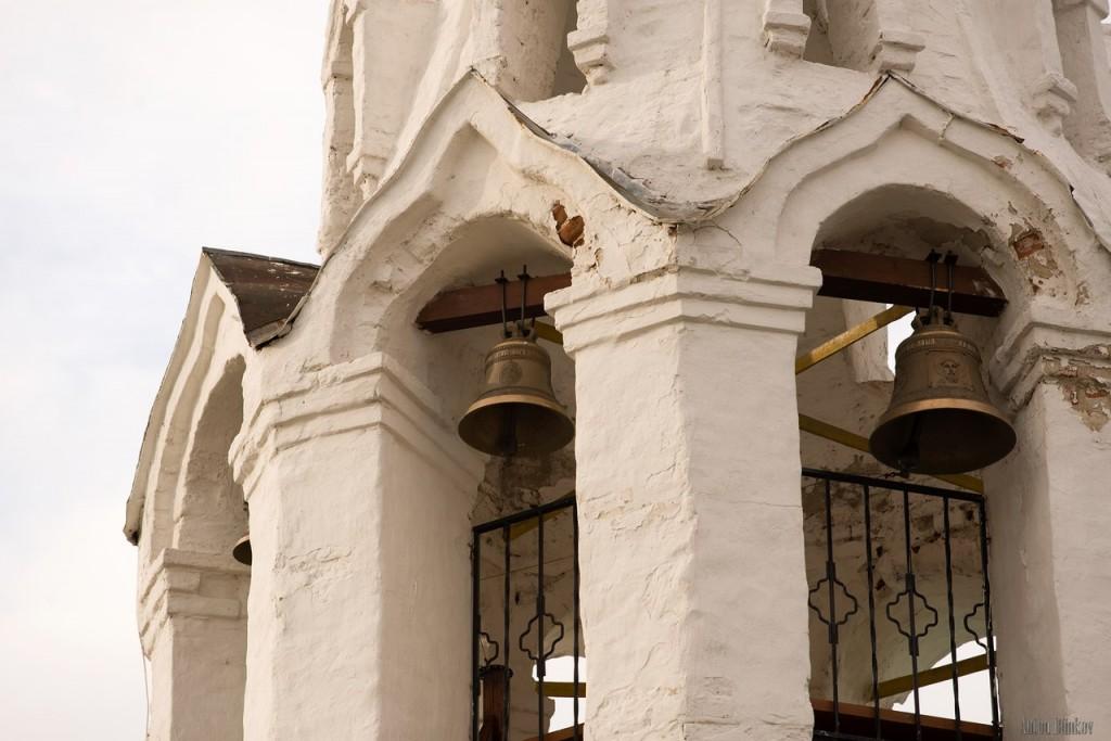 Колокола Георгиевской церкви во Владимире