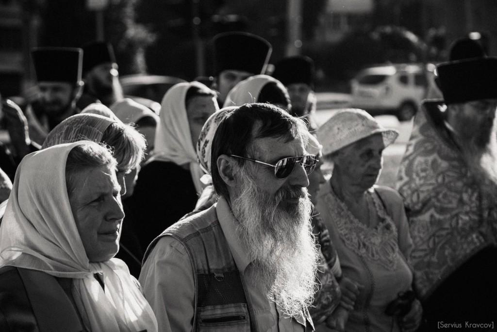 Крестный ход в честь праздника Боголюбской иконы Божьей матери 12