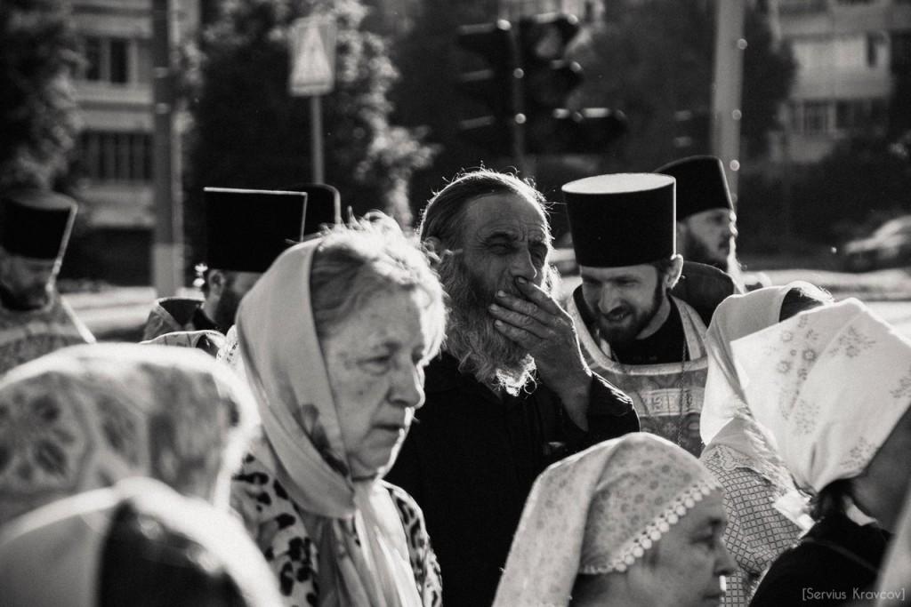 Крестный ход в честь праздника Боголюбской иконы Божьей матери 13