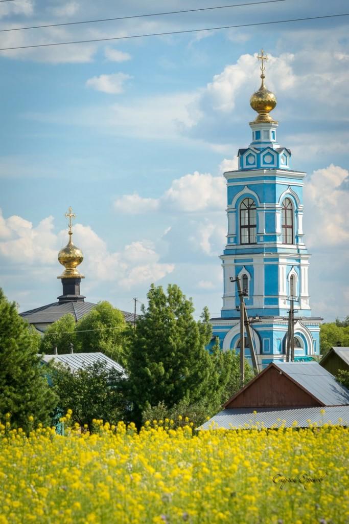 Ляховицы. Церковь Бориса и Глеба 01