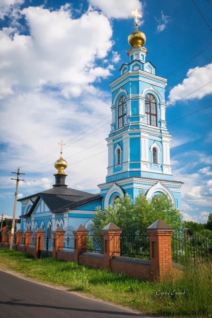 Ляховицы. Церковь Бориса и Глеба 02