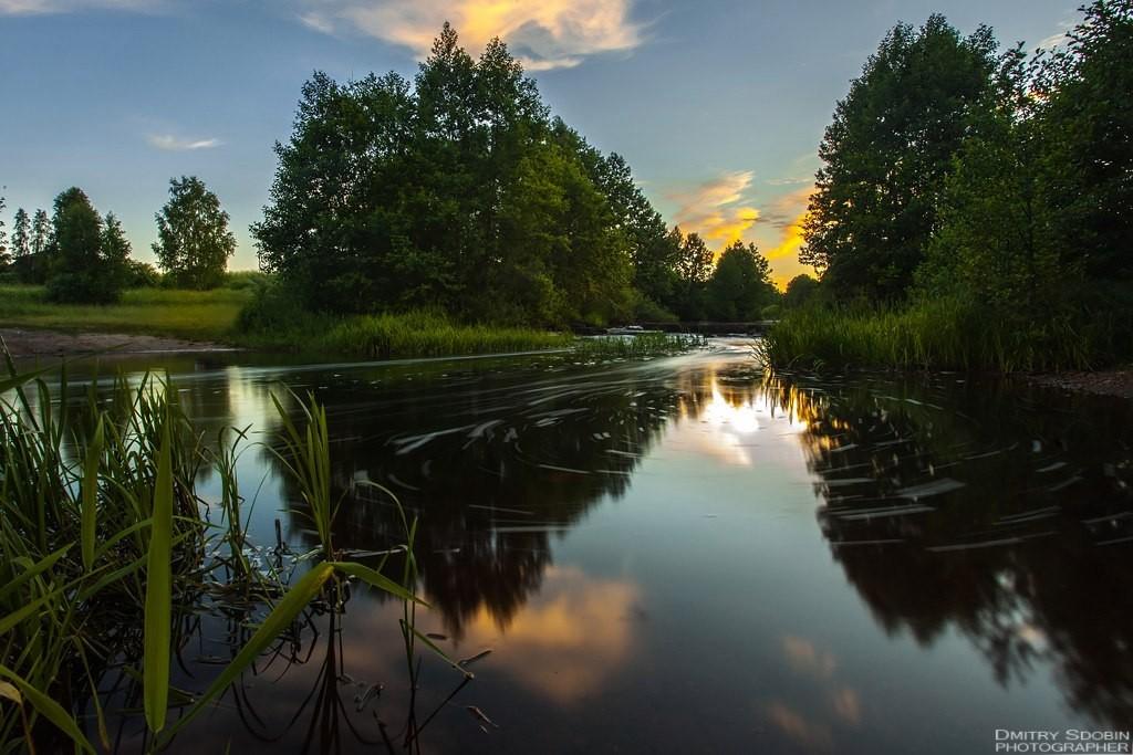 Меленковский район. Лето на реке Унжа 03