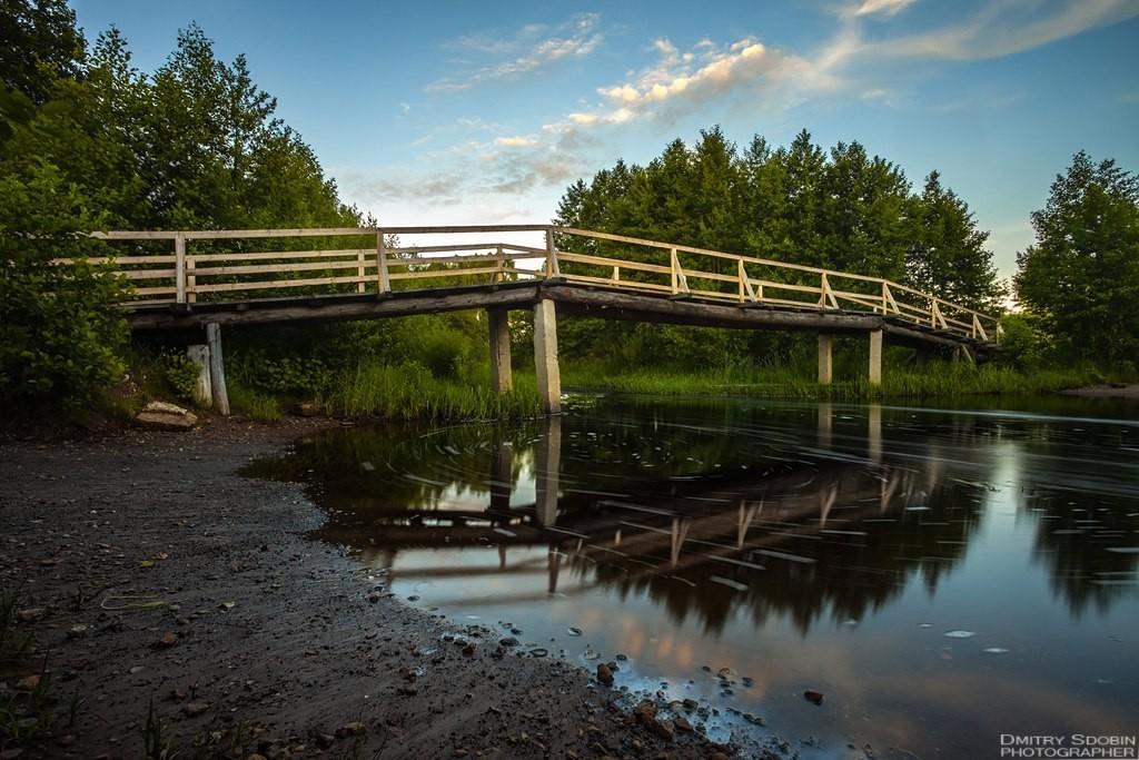 Меленковский район. Лето на реке Унжа 04
