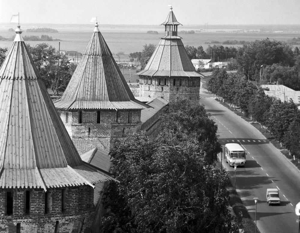 Развитие Суздаля как туристического центра в послевоенное время 01