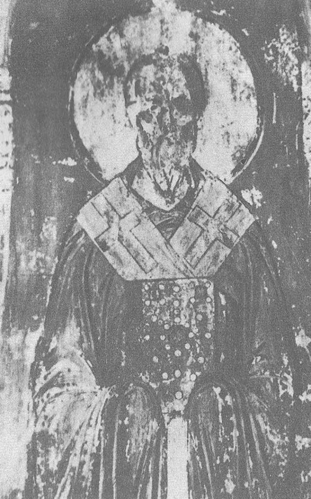 Роспись Успенского собора во времена Всеволода Большое Гнездо 02
