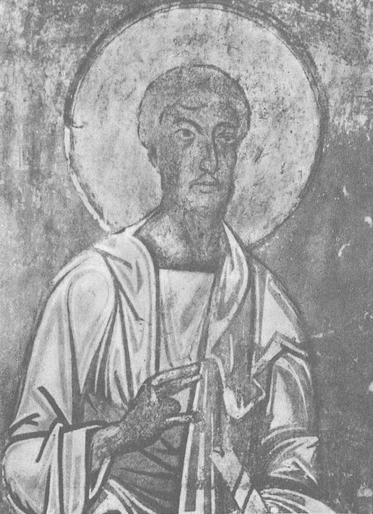 Роспись Успенского собора во времена Всеволода Большое Гнездо 03