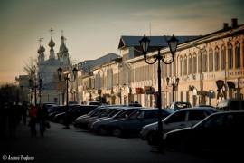 Достопримечательности Мурома: Улица Московская