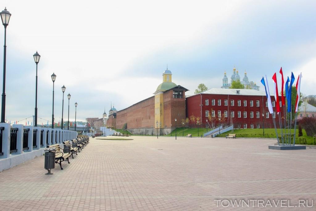 Что посмотреть в Смоленске за один день 04
