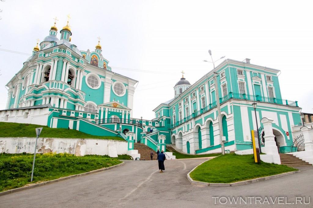 Что посмотреть в Смоленске за один день 05