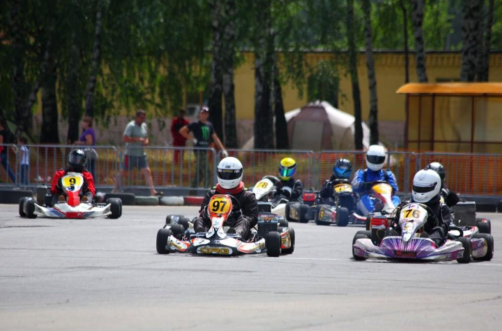 2 этап Чемпионата и Первенства Владимирской области по картингу 03