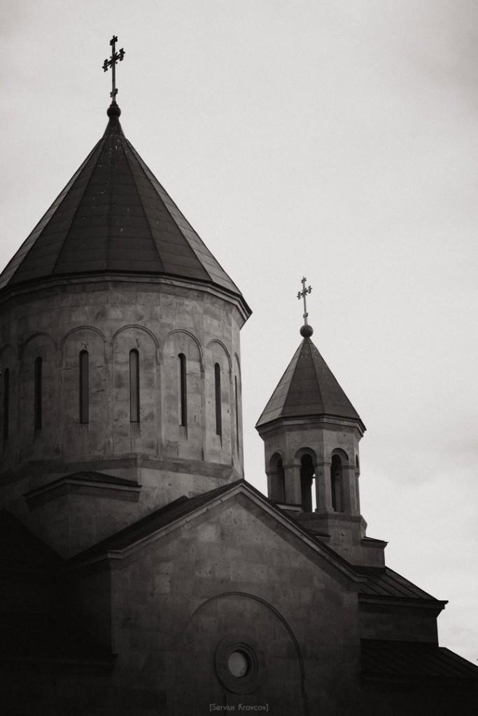 Армянская Церковь имени святого Григория Лусаворича 01