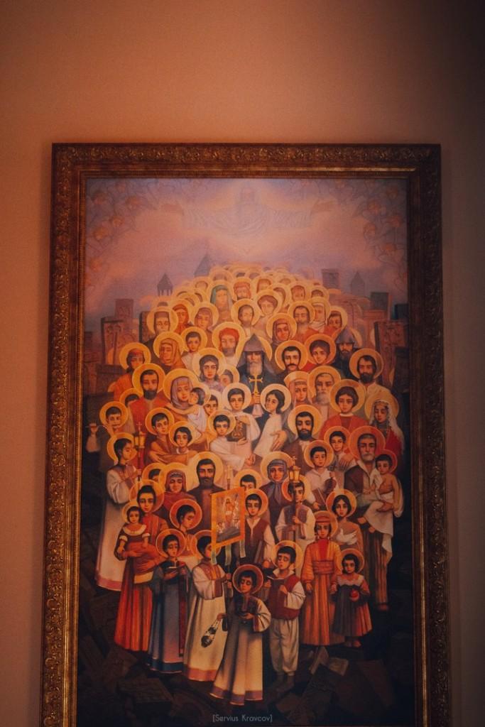 Армянская Церковь имени святого Григория Лусаворича 11
