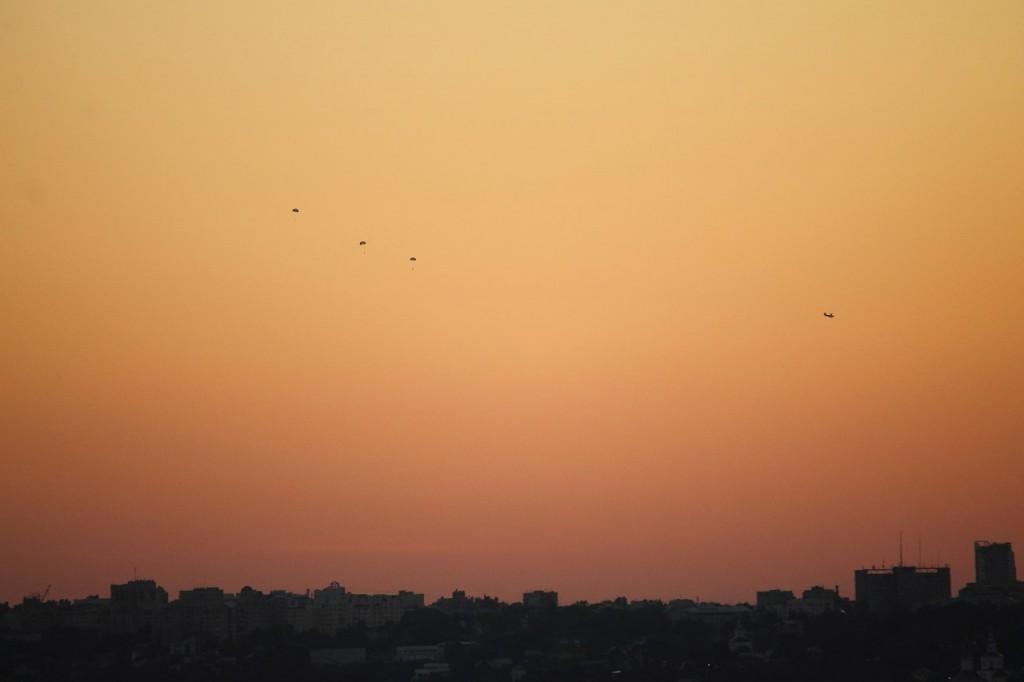 Владимирский закат, вид от Кусуново 08