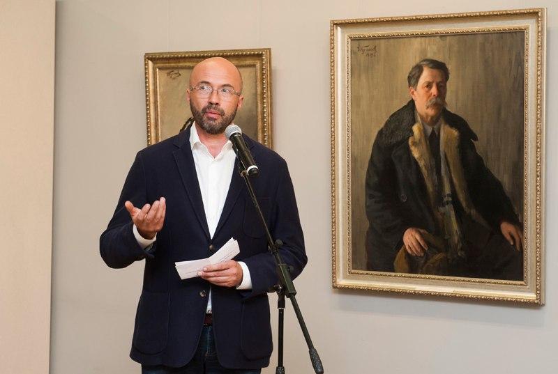 Выставка «XX век Ивана Куликова» 01