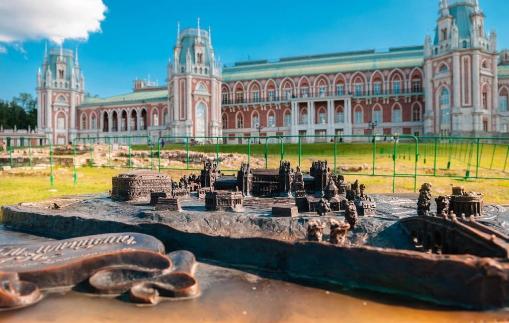 Дворцово-парковый ансамбль Царицыно в Москве 03