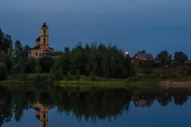 Деревня Воскресенье Петушинского района