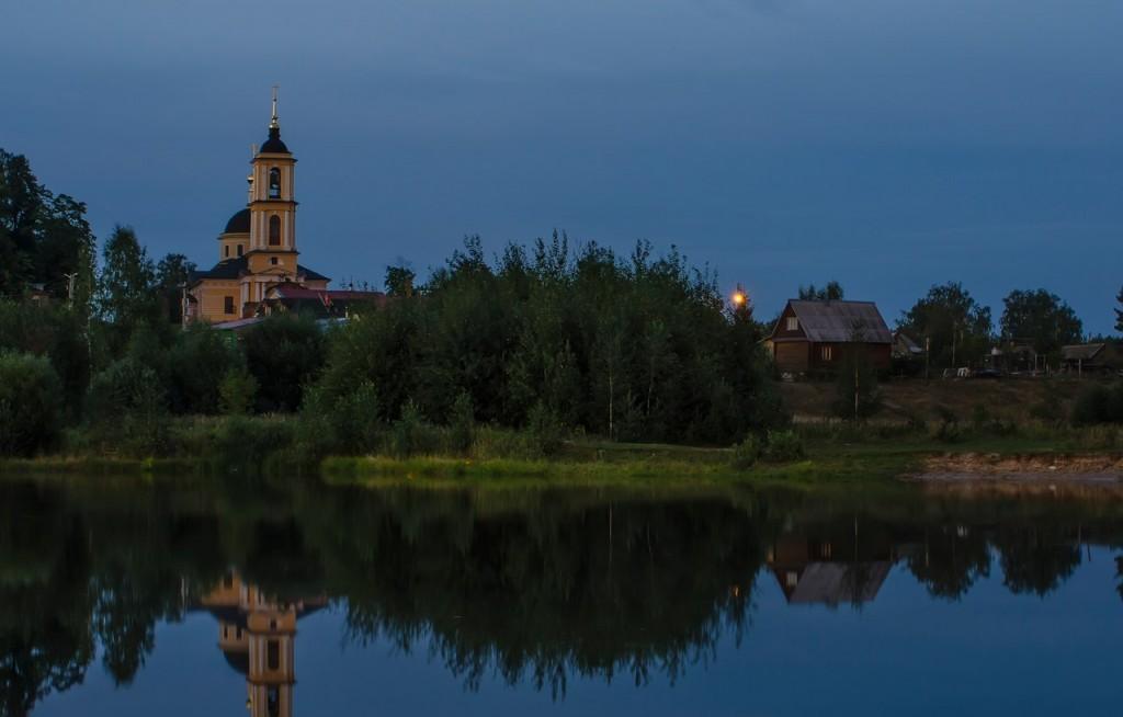 Деревня Воскресенье Петушинского района 01