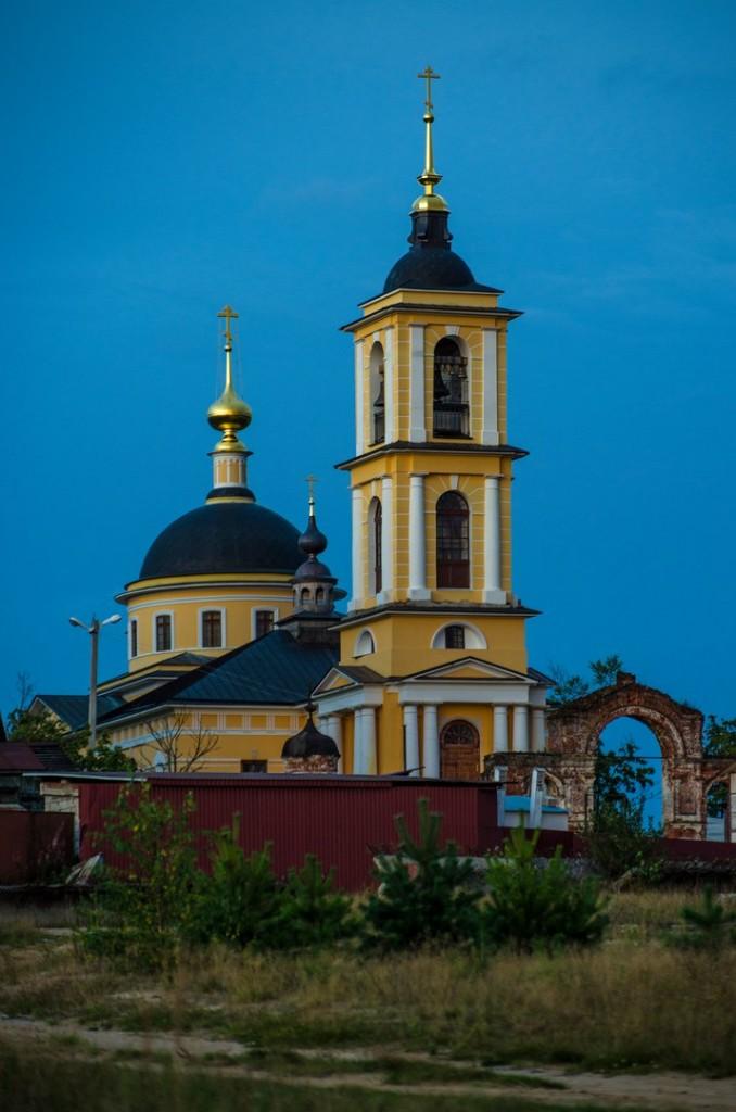 Деревня Воскресенье Петушинского района 03