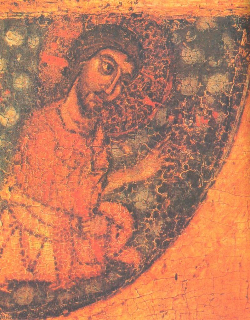 Икона с образом Дмитрия Солунского 02