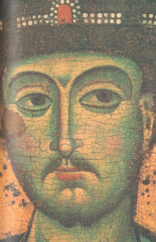 Икона с образом Дмитрия Солунского 03
