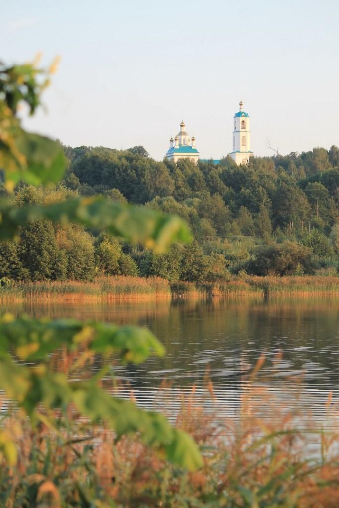 Казанская церковь в Борисоглебе. Судогодский район 04