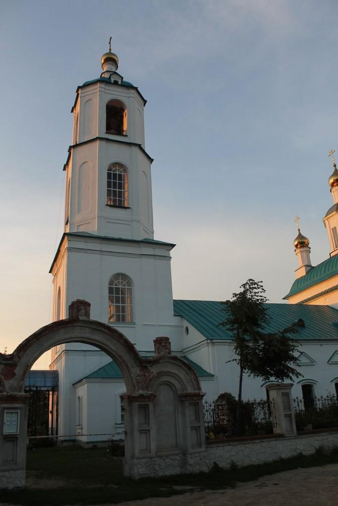 Казанская церковь в Борисоглебе. Судогодский район 08