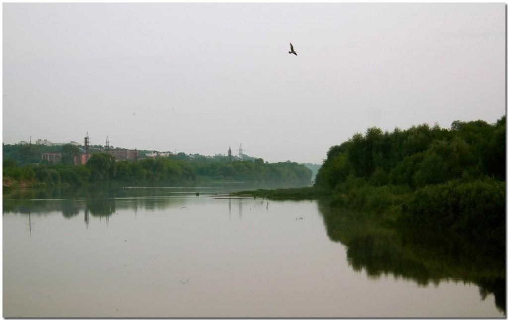 Клязьма у Коврова 02